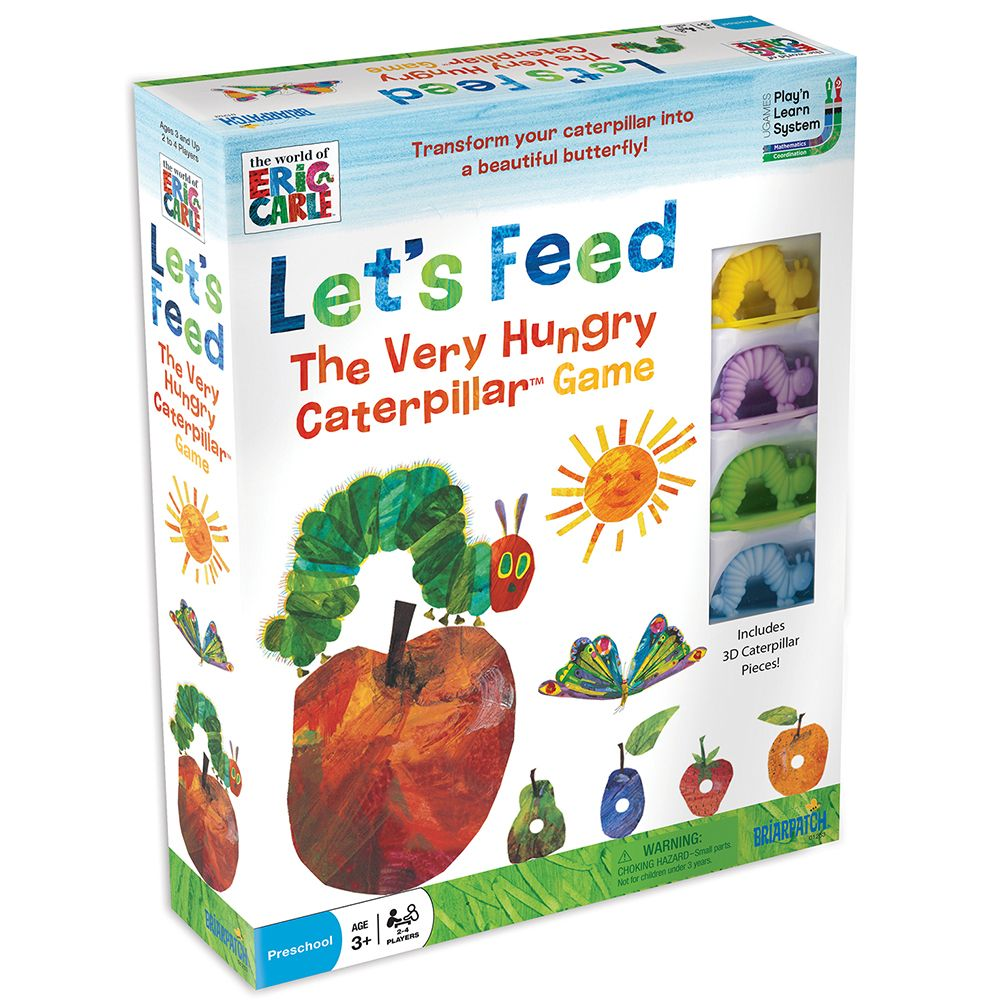 Lets Feed The Very Hungry Caterpillar™ Game